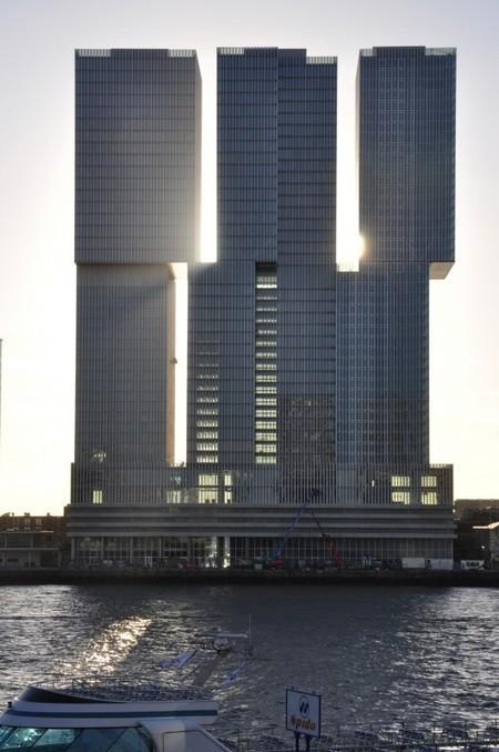 De Rotterdam: OMA Completes Mixed-Use 'Vertical City' | Urbanisme | Scoop.it