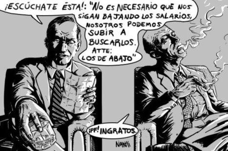Bajar los salarios, de Bruno Nanti | MAZAMORRA en morada | Scoop.it