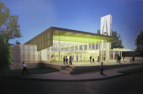 Veille en architecture et aménagement de bibliothèques   Les bibliothèques et moi   Scoop.it