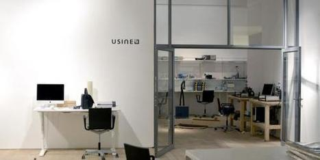 Enfin, Paris a son grand fab lab, il s'appelle Usine IO   Changer la donne   Scoop.it