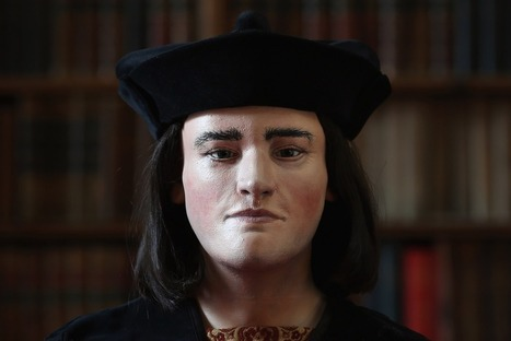 King Richard III's face revealed after 500 years | Mr. Soto's APEH and World History | Scoop.it