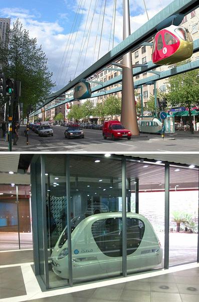 Masdar City, Abu Dhabi: Zero-Waste, Carbon-Neutral & Car-Free   green streets   Scoop.it