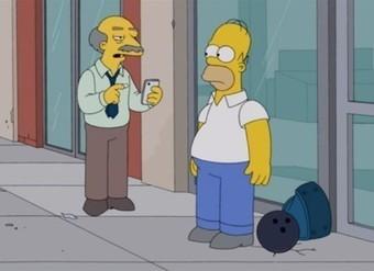 Les Simpson se moquent d'Apple | Apple World | Scoop.it