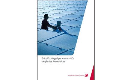 Circutor publica su nuevo catálogo 'Solución integral para supervisión de plantas fotovoltaicas'