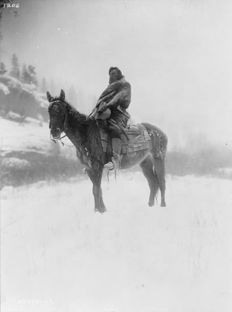 Des photos hallucinantes d'Indiens d'Amérique photographiés début 1900 | Photos | Scoop.it