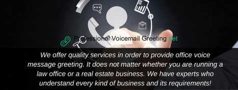 Standard voicemail greeting professional servic standard voicemail greeting professional service m4hsunfo