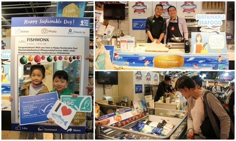 A Happy Sustainable Seafood day in Hong Kong | Aquaculture Directory | Aquaculture Directory | Scoop.it