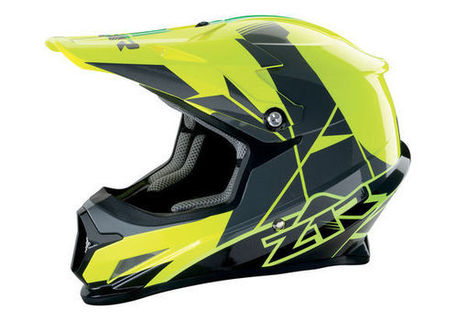 Z1R Rise MX Helmet | California Flat Track Association (CFTA) | Scoop.it