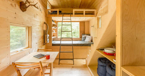 "Startup ""Getaway"" encourages short vacations in tiny technology-free houses 