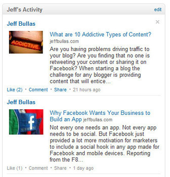 5 Top Marketing Tips for LinkedIn | Jeffbullas's Blog | Social Media Big Boys | Scoop.it