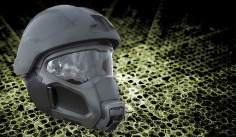 Future Army helmets make for Cooler Soldiers, Terrified Enemies   Technology in Business Today   Scoop.it