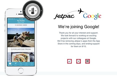 Google acquires Jetpac to boost image recognition know-how | ten Hagen on Social Media | Scoop.it