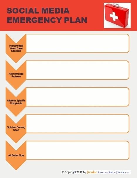 Be Prepared For Facebook Emergencies - AllFacebook | Digital Media Strategies | Scoop.it