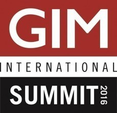 Brand-new Event for the Geospatial Industry: GIM International Summit - GIM International | Land Surveyors | Scoop.it
