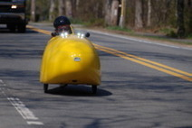 Bluevelo Quest - This a velomobile: a tricycle...   Moove it !  On se bouge !   Scoop.it