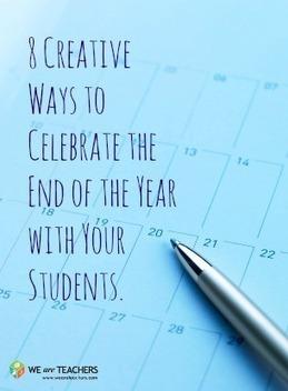 WeAreTeachers: The Teacher Report:  Fun End-of-Year Assignments | EduTech | Scoop.it