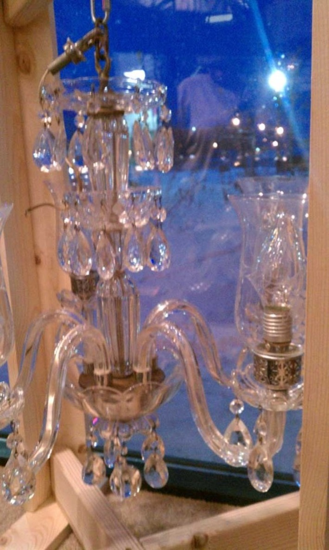 Antique Venetian Glass Chandelier | Antiques & Vintage Collectibles | Scoop.it