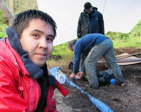 First nation gathers voices from the past to prepare for the future   Archaeology News   Scoop.it