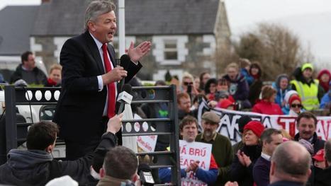 Protest over Irish language rights held in Gaeltacht - Irish Times   Linguistics   Scoop.it
