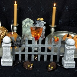 How to Create a Bewitching Buffet | Halloween Food Ideas | Halloween & Spooky Fun Stuff~ | Scoop.it