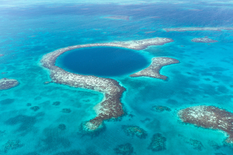 BLUE HOLES YOU CAN DIVE | Planet Earth | Scoop.it