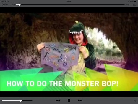 Green screens and underpants: How I engaged my little monsters! - Innovate My School | Integration Inspiration | Scoop.it