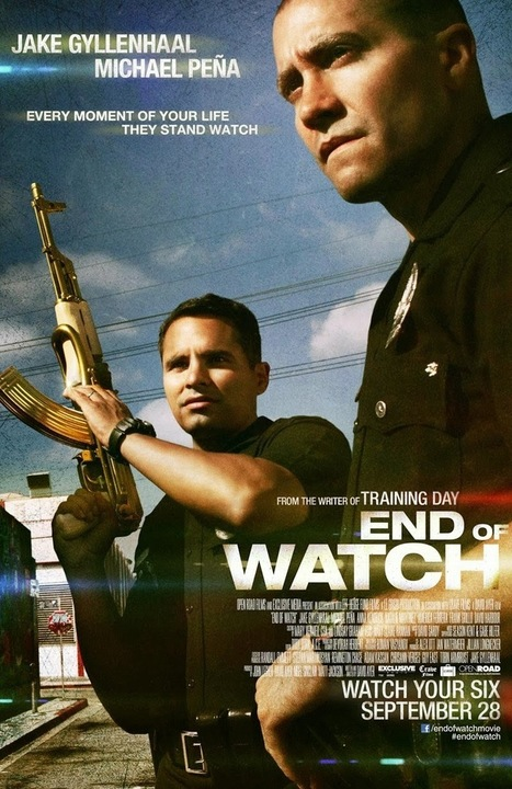 End Of Watch - Hindi - BRRip | Free Download La