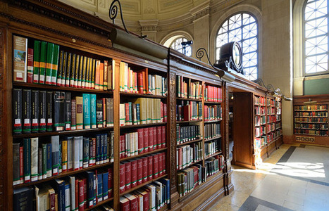 Who Says Libraries Are Going Extinct? | KLA-LIS Connect | Scoop.it