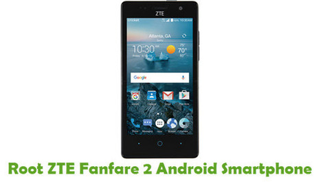 How To Root ZTE Fanfare 2 Android Smartphone Us