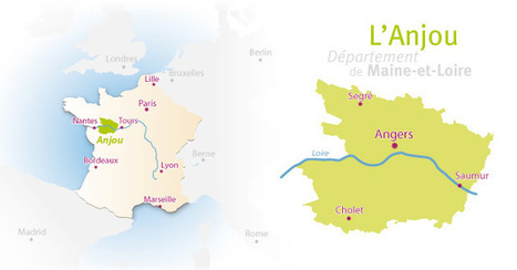 En TGV direct vers l'Anjou | loire valley | Scoop.it