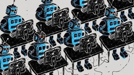 Bitkom: Jeder vierte Deutsche will Chatbots nutzen | E-Learning Methodology | Scoop.it