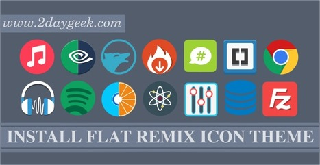 super flat remix' in Linux Tips & Tricks | Scoop it