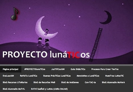 Educación tecnológica: Proyecto LunáTICos: poesía, música e interculturalidad | APRENDIZAJE | Scoop.it