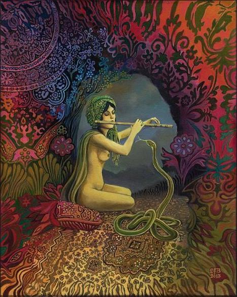 Emily Balivet | Painter | les Artistes du Web | Scoop.it