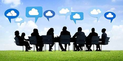 Top tips for using Social Media to expand your PLN | Educational Technology | Scoop.it