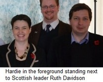 Tory candidate calls for fewer powers for Scotland   Referendum 2014   Scoop.it