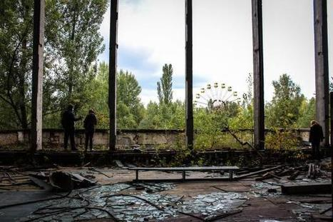 These photos show what it's like inside the Chernobyl Exclusion Zone | Sustainability Science | Scoop.it