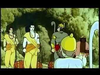 Ramayan episode 05 in english   ramayana the epic animated movie.