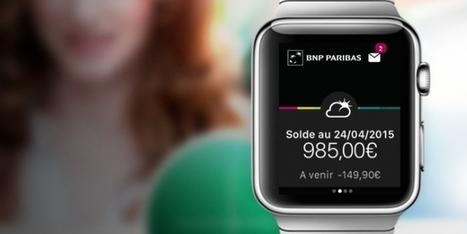 Objets connectés : BNP Paribas : 'Nous co-créons nos applications avec nos clients' | Communiquer sur le Web | Scoop.it
