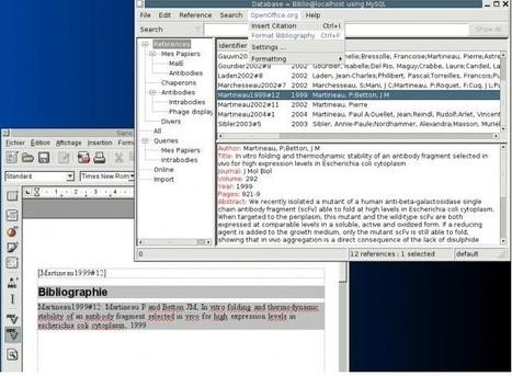 Bibus bibliographic database - Bibus   Wiki_Universe   Scoop.it