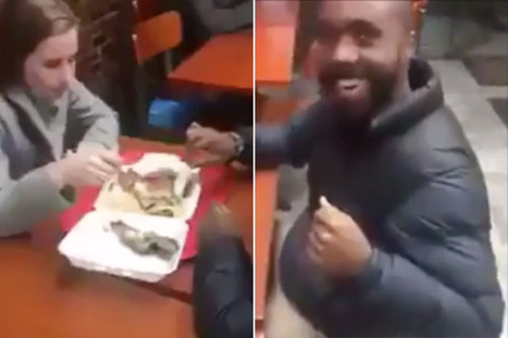 Interracial couple gets harassed on date night   Mixed American Life   Scoop.it
