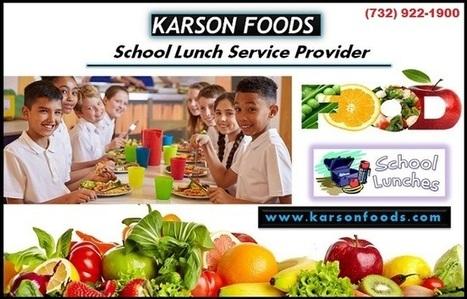 Karson Foods - Healthy School Food Program Idea