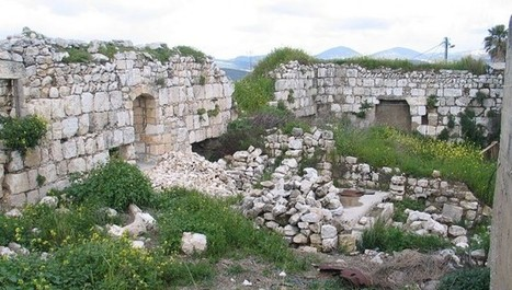 Mi'ilya: Evidence of an Early Crusader Settlement | Ancient worlds | Scoop.it