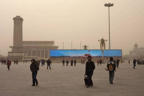 China's air pollution scaring away expat executives | Sustainability & Us | Scoop.it