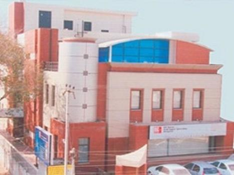 project on rg stone hospital