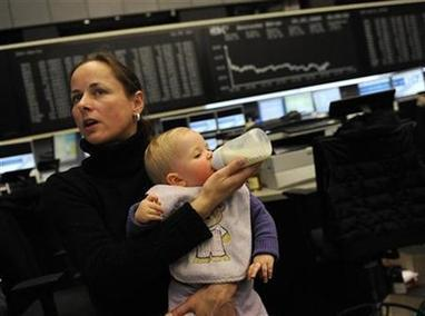 Generation Yikes: Why young savers are avoiding stocks | Digital Natives | Scoop.it