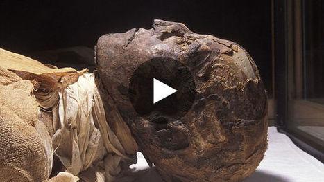 Des archéologues percent le mystère du meurtre du pharaon Ramsès III | Salvete discipuli | Scoop.it