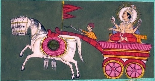 Mystery Of The 7 Horses Of Surya Dev   Indian H