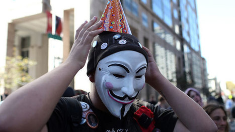 Anonymous prepares for 'Million Mask March' protests around the world | SocialAction2014 | Scoop.it
