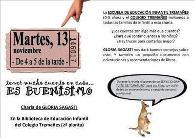 TENER MUCHO CUENTO EN CASA… ¡ESBUENÍSIMO! | FAMILIAS LECTORAS | Scoop.it